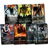 download ebook cassandra clare the mortal instruments and the infernal devices collection 7 books set pack (city of fallen angels, city of glass, city of ashes, city of bones, clockwork angel, clockwork prince, city of lost souls) pdf epub