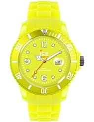 Ice-Watch SS.NYW.B.S Ice-Flashy Neon Yellow Big Watch