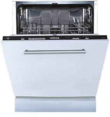 Edesa EDB-6021-I lavavajilla Totalmente integrado 12 cubiertos A+ ...