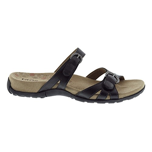 Sandal Black Reward Women's Slide Taos wqtBfxCa