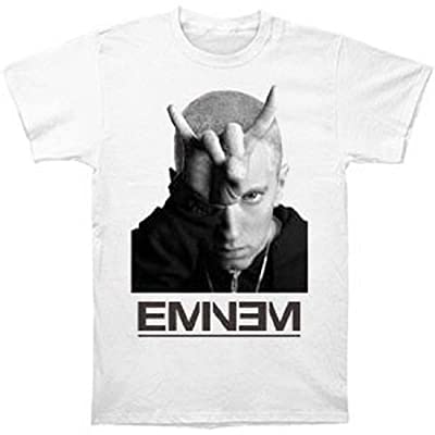 Eminem - Finger Horns T-Shirt