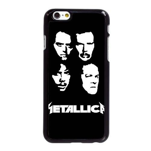 Metallica MO72SK5 coque iPhone 6 6S plus de 5,5 pouces de mobile cas coque B3ME6A6RB