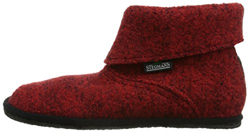 8973 Women's 304 Stegmann Slippers Red Fire Rot OaXawdqxg