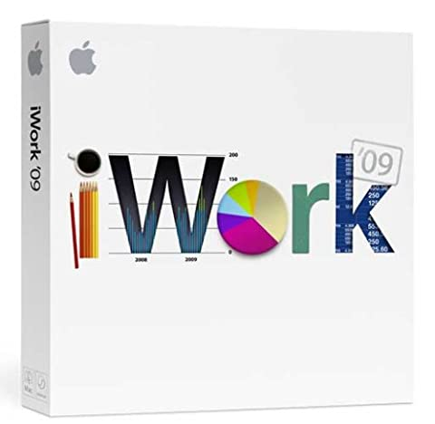 iWork '09 (Microsoft Word For Mac Disc)