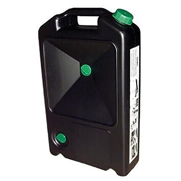 Recipiente para aceite de vaciado, bidón recuperador, 8 litros, 890511.: Amazon.es: Coche y moto