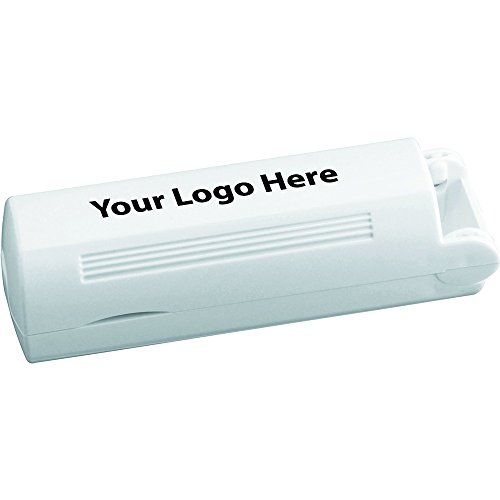 Folding Lint Roller - 225 Quantity - $1.50 Each - PROMOTIONAL PRODUCT / BULK / BRANDED with YOUR LOGO / CUSTOMIZED by Sunrise Identity