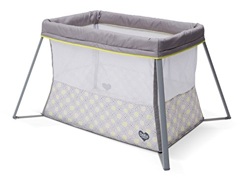 Delta Children Viaggi Plus Playard with Bassinet Insert, Mosaic by Delta Children