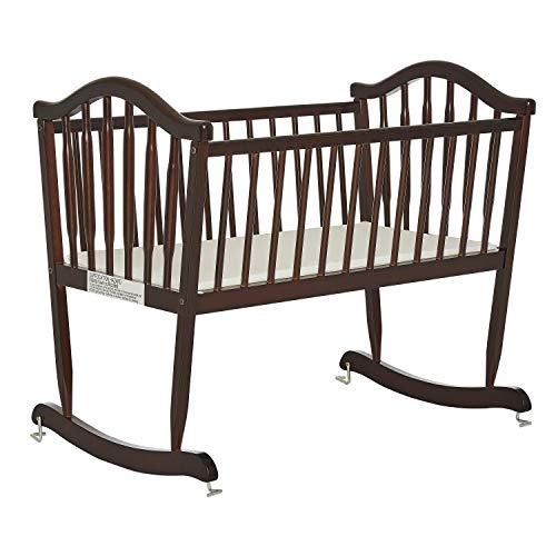 - Dream On Me Rocking Cradle, Espresso