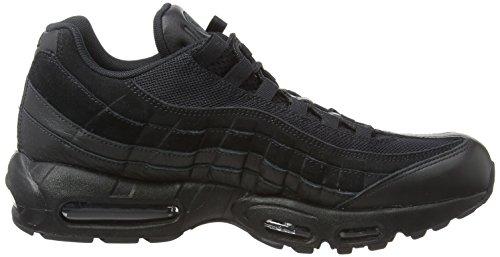 Nike Max Nero Prm Black Scarpe Uomo Black da Air Black Ginnastica 95 rCfpqr5w
