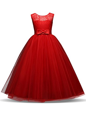 old navy red dress - 9