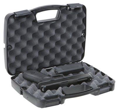 Plano-Molding-10-10137-Pistol-Case-Black