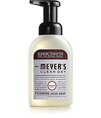Mrs. Meyers Clean Day 4-Piece Foaming Hand Soap Variety Pack (Variety Pack - 1)