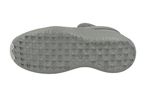 Nike Chaussures Homme Jordan Vol Luxe Gris Slip-on En Tissu Gris Monochrome 919715-003