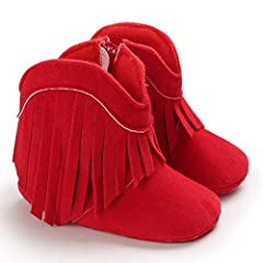 Are You Still Hesitating at What Kind of Baby Boots to Buy for Your Lovely Baby?- Come and Check Out these Pretty Baby Booties!- These Little Booties will be Your Best Choice! It will Melt Your Heart whenever You Look Down at Your Baby...