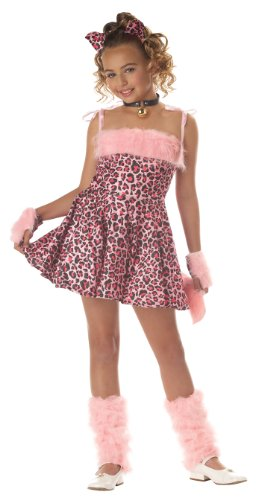 California Costumes Purrty Kitty Costume, Small