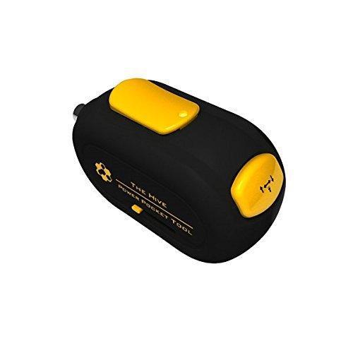 The Hive USB Power Pocket Tool Cordless Screwdriver (Black)