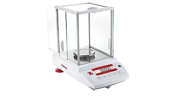 Ohaus 30208456 Pioneer analítica equilibrio, pa224 C, calibración ...