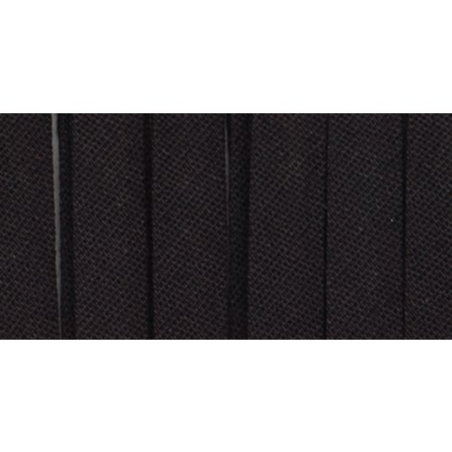 Wrights 117-201-031 Double Fold Bias Tape, Black, 4-Yard (Bias Fold Tape)