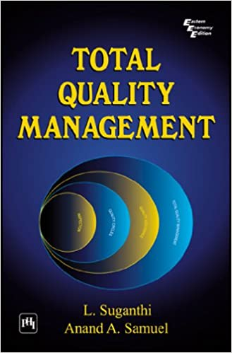 Total Quality Management Ebook