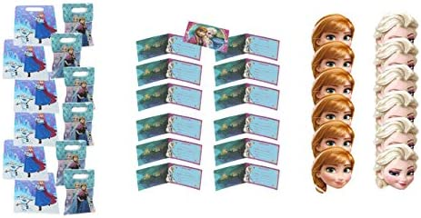 ALMACENESADAN 2430; Pack Fiesta y cumpleaños Disney Frozen ...