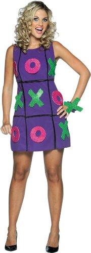 Rasta Imposta - Tic Tac Toe Dress Adult Costume]()