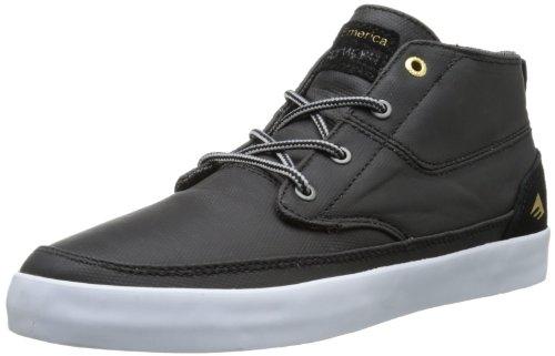 Uomo 6102000079Sneaker Emerica Grey Neronoirblack Troubadour WDI9EH2Y
