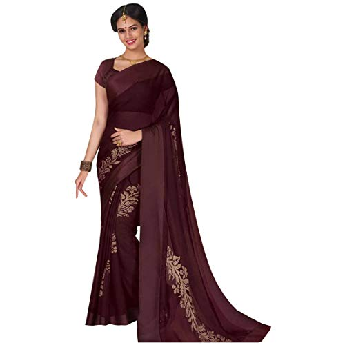 New Designer Saree Designer Bollywood Gonna indiano hochzet EMPORIUM Tradizionale Etnico Wear Blouse Women ETHNIC Party Ladies Wedding Sari Crape Dress 2874 Georgette 746xf
