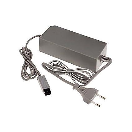 Nintendo Cargador Adaptador Sector consola Wii RVL-002 (EUR ...
