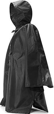 Impermeabile Poncio Reisenthel Parapioggia da Donna Ripiegabile con Cappuccio Taglia Unica - Vari Colori! One Size