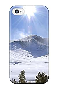 Fashionable YLQZako5252jzzPh Iphone 4/4s Case Cover For Mountain Protective Case