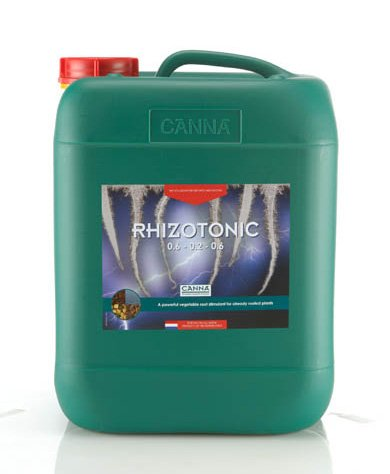 Stimulator Rooting (10 Liter - Rhizotonic - Rooting Stimulator - CANNA 9321010)