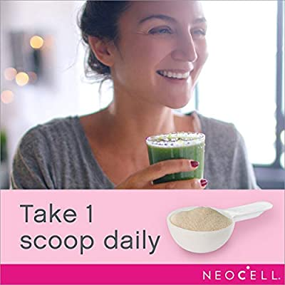 NeoCell® Super Collagen Powder – 6,600mg Collagen Types 1 & 3 - Berry Lemon - 19 Ounce (Packaging May Vary)