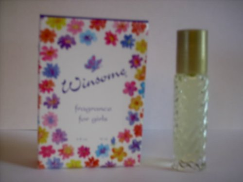 Winsome Fragrance for Girls - Kids Fragrance - Perfect Size for Travel!