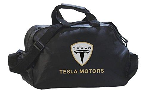 Tesla Logo bolsa de viaje bolsa bolso de deporte gimnasio