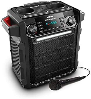Ion Pathfinder II Rugged Bluetooth Portable Speaker