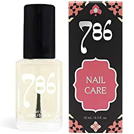786 Cosmetics Almond and Ginseng Cuticle Oil – Nail Care, Cuticle Softener, Nail Protection, Moisturizes Dry Cuticles, Nail Treatment