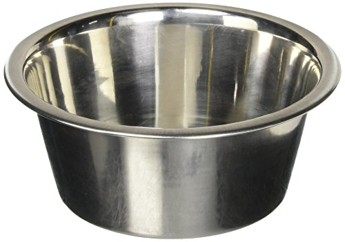 Loving Pets Standard Stainless Dish Dog Bowl, -