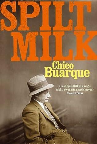book cover of Spilt Milk