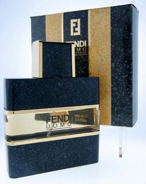 FENDI (100ML) 3.4FL. OZ. EAU DE TOILETTE SPRAY MEN BY FENDI (Collection Fendi Mens)
