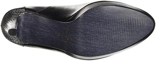 Bout Trussardi black Jeans Noir À Chaussures black Talon 79s28551 Fermé Femme raXc1wqad7