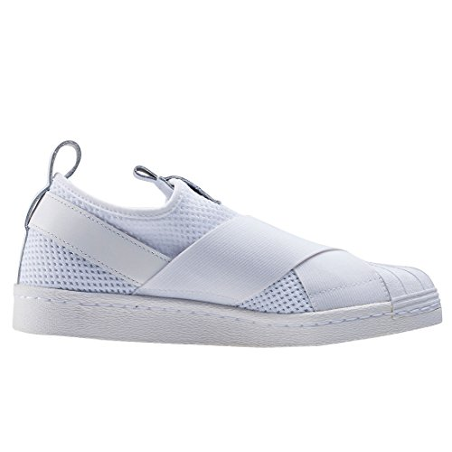 adidas Superstar Slipon W Unisex Slip On White White - 10 UK yXkUS56C