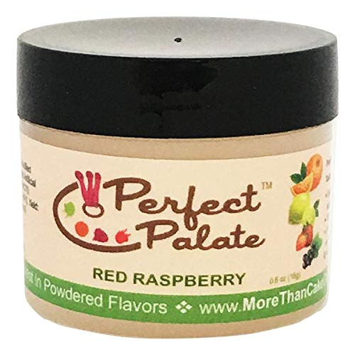 More Than Cake Corp Perfect Palate Red Raspberry Powdered Flavor - Raspberry Red Cakes