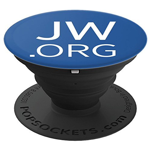 JW Org Jehovah's Witnesses gift - PopSockets Grip and Stand for Phones and Tablets ()