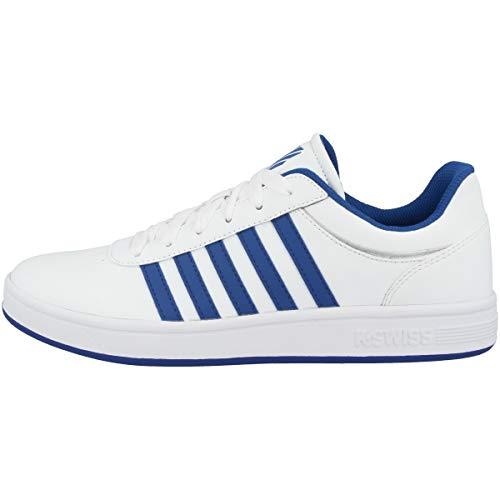 K-suisse Sneaker Tribunal Herren De Cheswick Bleu Blanc Classique (05609-117)