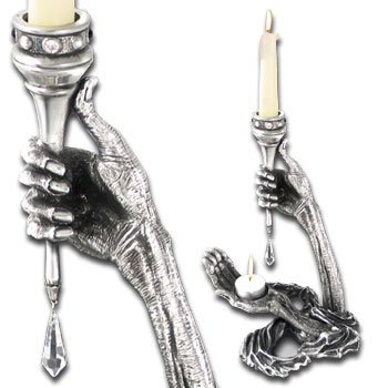 Amazon com: Dead of the Night Candle Holder: Home & Kitchen
