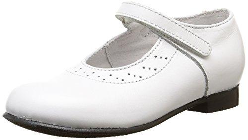 Little Mary Lelise, Mädchen Ballerinas Weiß - Blanc (Vachette Blanche)