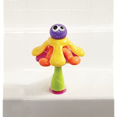 Beezeebee Octo Stacker Bath Toy (Discontinued by Manufacturer) : Baby