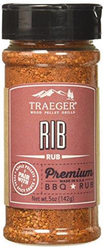 Price comparison product image Traeger Signature Spices Low Sodium Rib Rub, 5 Ounce