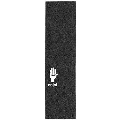 エンジョイHand Signダイカットブラックグリップテープ – 9 x 33 by Enjoi