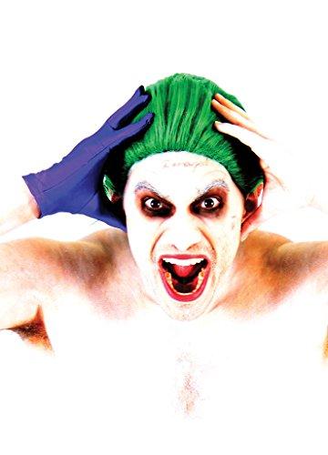 Joker Haha Green Wig (Green Joker Costume)